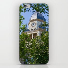 Courthouse on the Square iPhone Skin