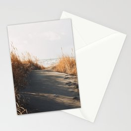 Trail to the beach Stationery Cards