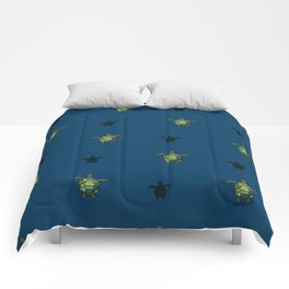 Sea Turtles 2 Comforters