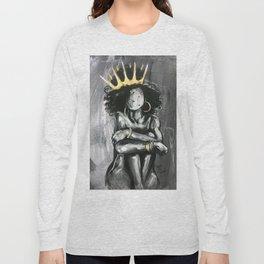 Naturally Queen IX Long Sleeve T-shirt