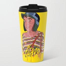 El Chavo del Ocho - Chespirito  Travel Mug