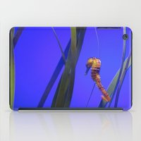 sea horse iPad Cases featuring Sea Horse by Digipix604