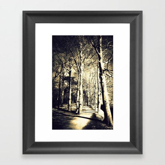 Awakening Light  Framed Art Print