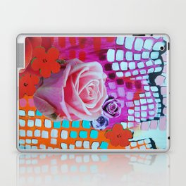 Roses Are Free Laptop & iPad Skin