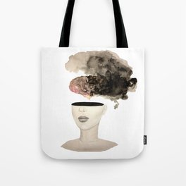 Is your brain leaking? Tote Bag