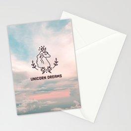 Unicorn Dreams Stationery Cards
