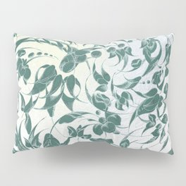 The green earth is man's sacred centre Pillow Sham