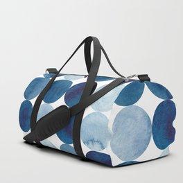 Block prints Duffle Bag