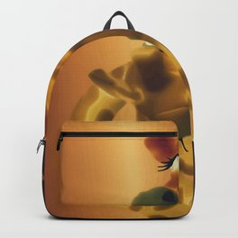 Giraffenpaar Backpack