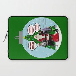 Danny Phantom Christmas ornament greeting card Laptop Sleeve