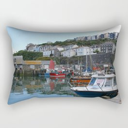 The Harbour - Burnham Overy Staithe Rectangular Pillow