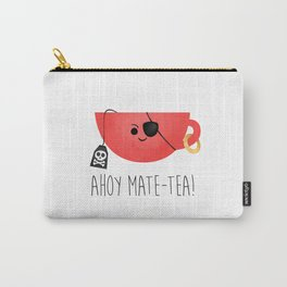 Ahoy Mate-tea! Carry-All Pouch