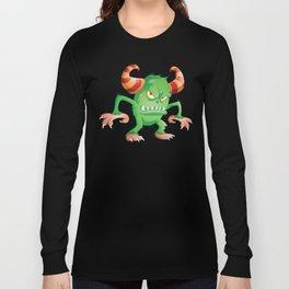Halloween Monster 3 Long Sleeve T-shirt