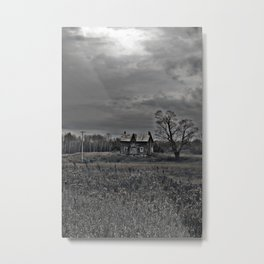The Old Man's House Metal Print