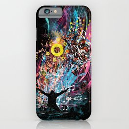soul dj iPhone Case