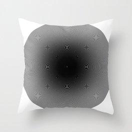 Circle Splendor 10 Throw Pillow