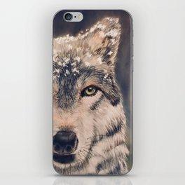 Hi Wolfie 2 iPhone Skin
