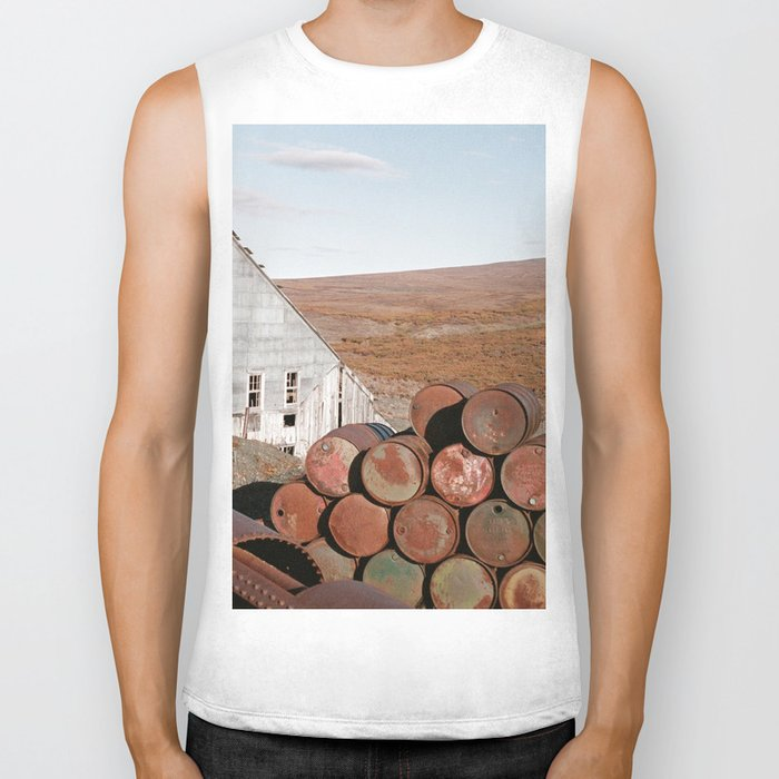 Barrels of Times Biker Tank