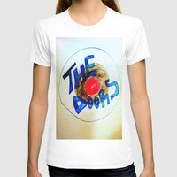doors T-shirts featuring The Doors by SLIDE
