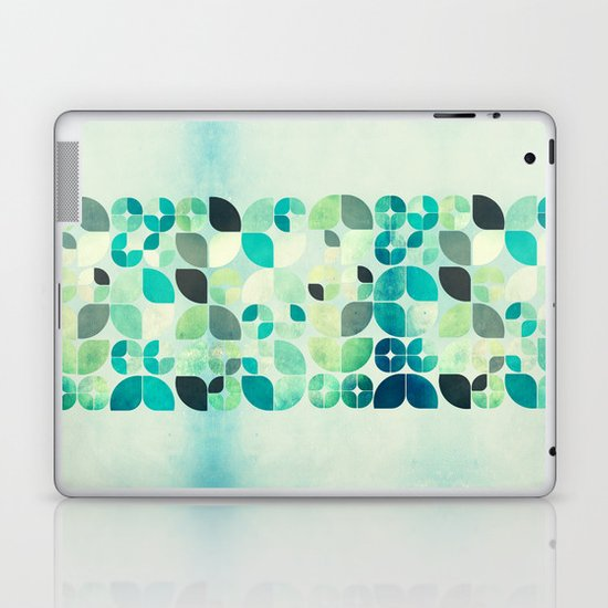 Wintery Laptop & iPad Skin
