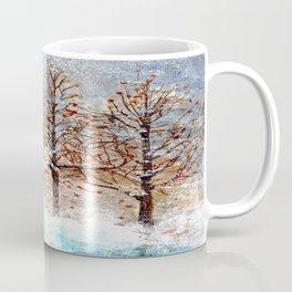 Snow Flurries on Moon Lake up Dewdrop Holler Coffee Mug