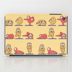 Sloth Yoga iPad Case