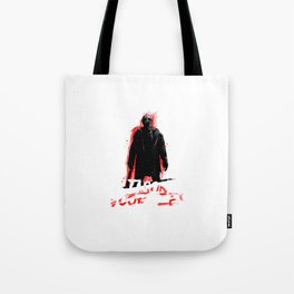Jason Voorhees In shadow Tote Bag