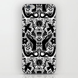 lift your hands iPhone Skin
