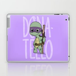 TMNT: Donatello (Cute & Dangerous) Laptop & iPad Skin