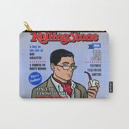 Sterling Archer is a Rolling Stone Carry-All Pouch