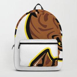 Spanish Bulldog or Spanish Alano Mascot Backpack