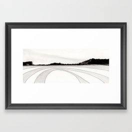 Artificial Landscape N. 12 Framed Art Print