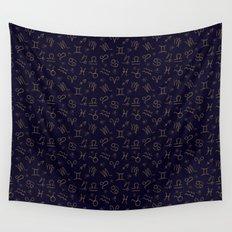 Zodiac Wall Tapestry