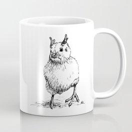 Weird Chick Coffee Mug