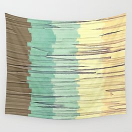 Shreds of Color 2 Wall Tapestry