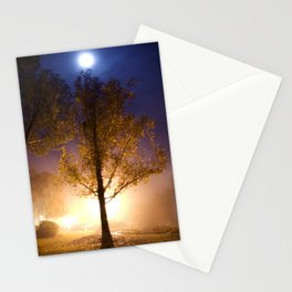 Smooth Collision Stationery Cards