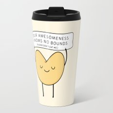 fortune cookie Travel Mug