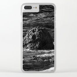 Eroding Clear iPhone Case