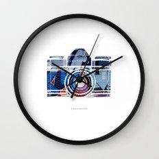 Contaflex Wall Clock