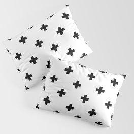 Swiss cross pattern Pillow Sham