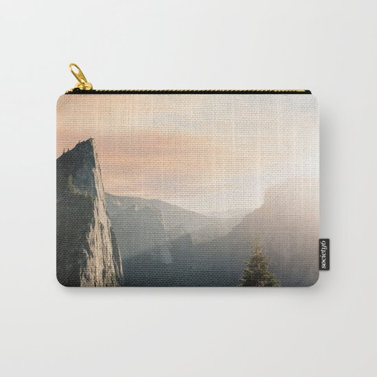 Mountains landscape 4 Carry-All Pouch