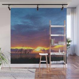 SUNSET I Wall Mural