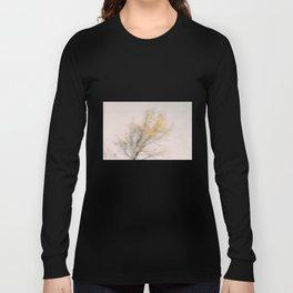Blurry Tree Long Sleeve T-shirt
