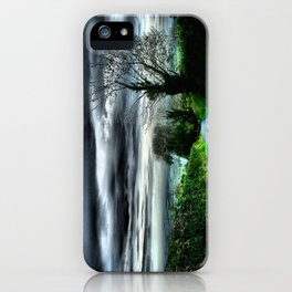 Irish Skies iPhone Case