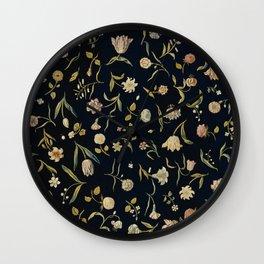 Love Tapestry Wall Clock