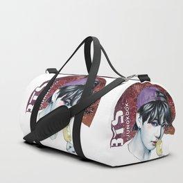 JUNGKOOK -BTS- Duffle Bag