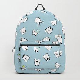 Teeth pattern Backpack