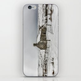 Ribbledale Derilict iPhone Skin