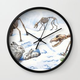 Acecho Wall Clock
