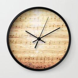 Praise Wall Clock